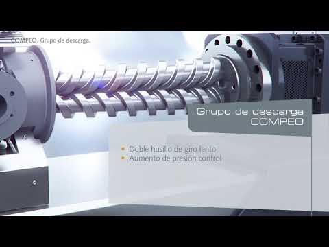 COMPEO - Concepto innovador de descarga