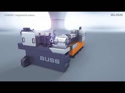 COMPEO - Neue Compounder-Generation von BUSS