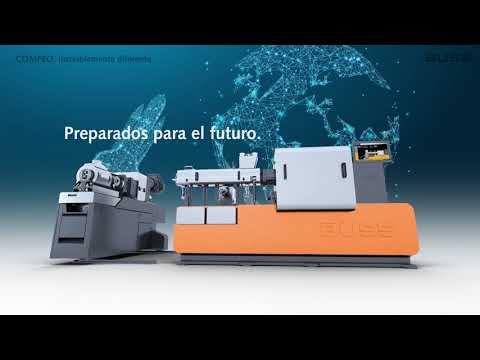 COMPEO - La nueva máquina de amasadoras de BUSS