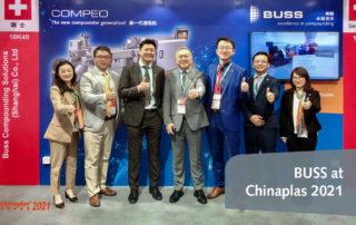 BUSS at Chinaplas 2021
