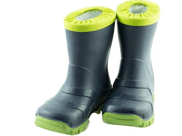 エラストマー製のゴム靴