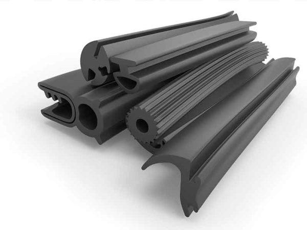 Regletas negras para cables de elastómero termoplástico TPE