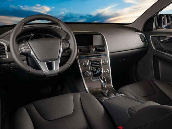 Utilización de TPE en el interior de un coche