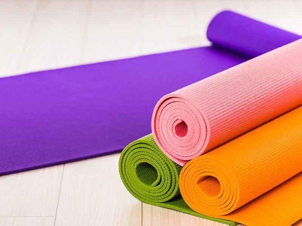 Маточная смесь в качестве материала основы для ковриков для йоги / компаундера маточной смеси