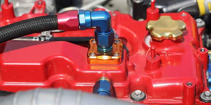 特殊な特性を持つ自動車部品向けのポリアミドも、ブッスのポリアミド混練システムで容易に製造できます。