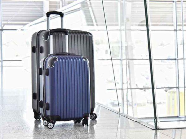 ポリカーボネート(PC)製スーツケース